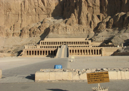 Tour photo of  Luxor west bank half day tour