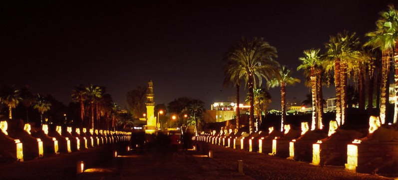 Tour photo of Half day luxor east bank tour- Karnak and Luxor Temples tour