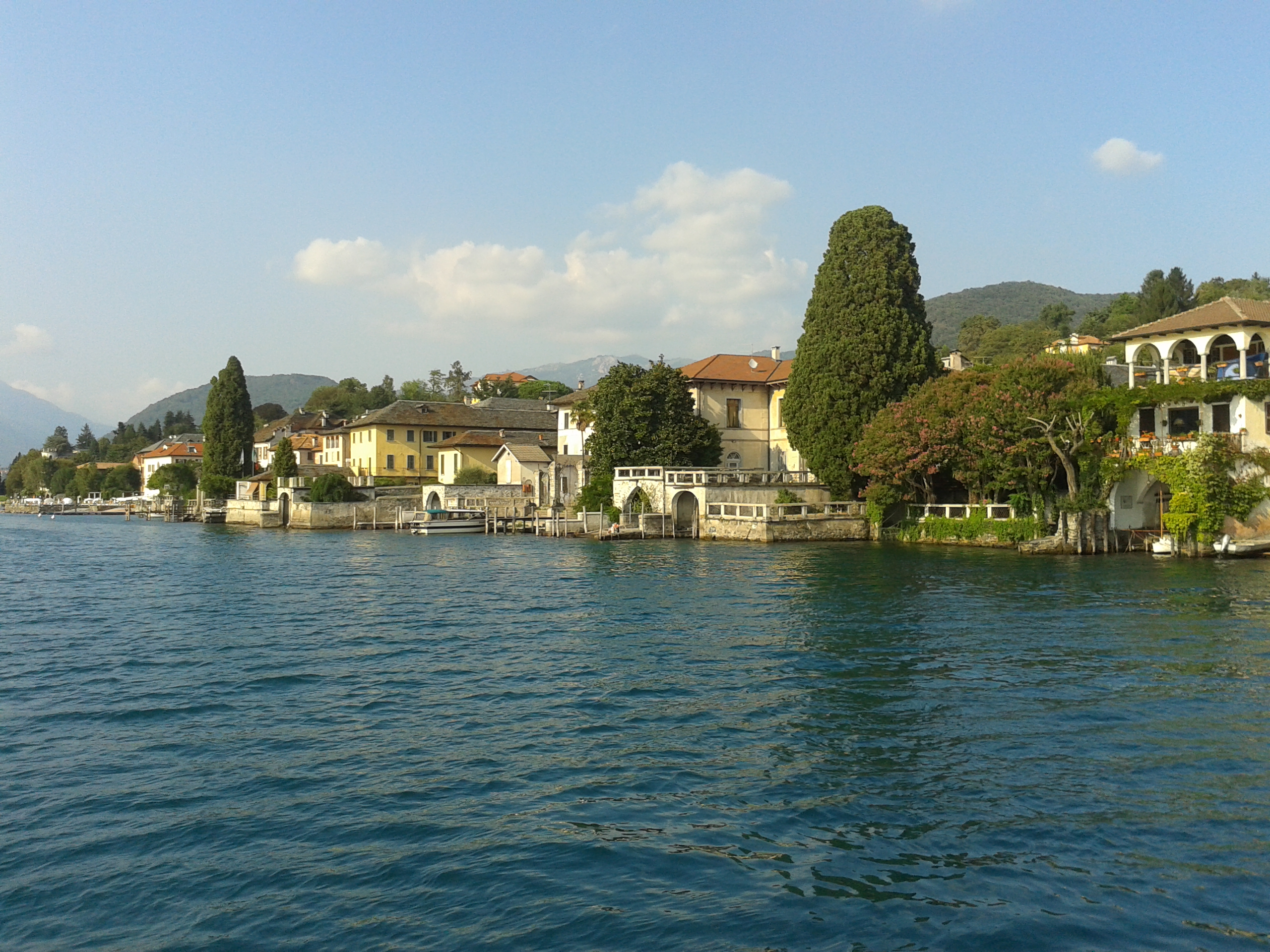 Tour photo of Orta San Giulio Private day-tours by Micaela. Unique experiences on lake Orta