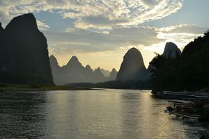 Tour photo of 4 days 3 nights Guilin Rice Terraces, Hot Spring Bath Tour