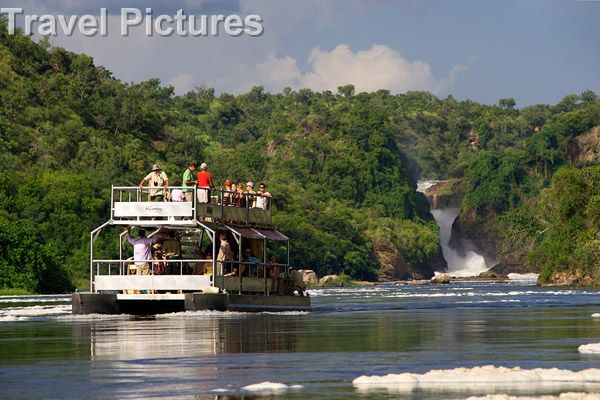 Tour photo of boat launch at River nile while seeing HIPPOS INCLUDING ALL ACTIVITIES IN QUEEN ELIZABETH NATIONAL PARk for 8 DAYS, HOWEVER, THERE OTHER SAFARIS FOR 4DAYS, THANK YOU.