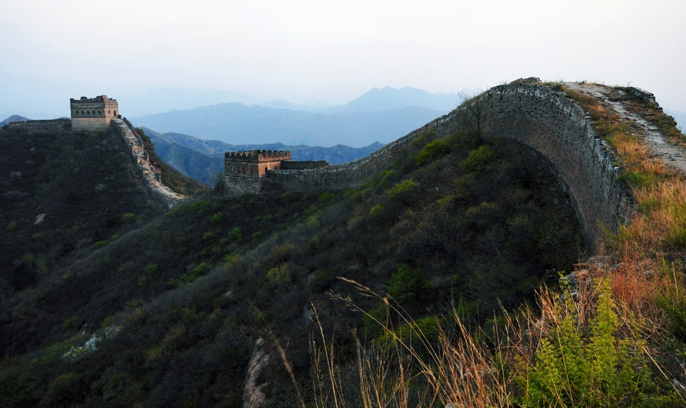 Tour photo of Original Section of the Great Wall Jinshanling