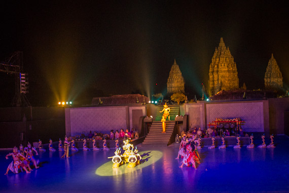 Tour photo of Ramayana Ballet Performance