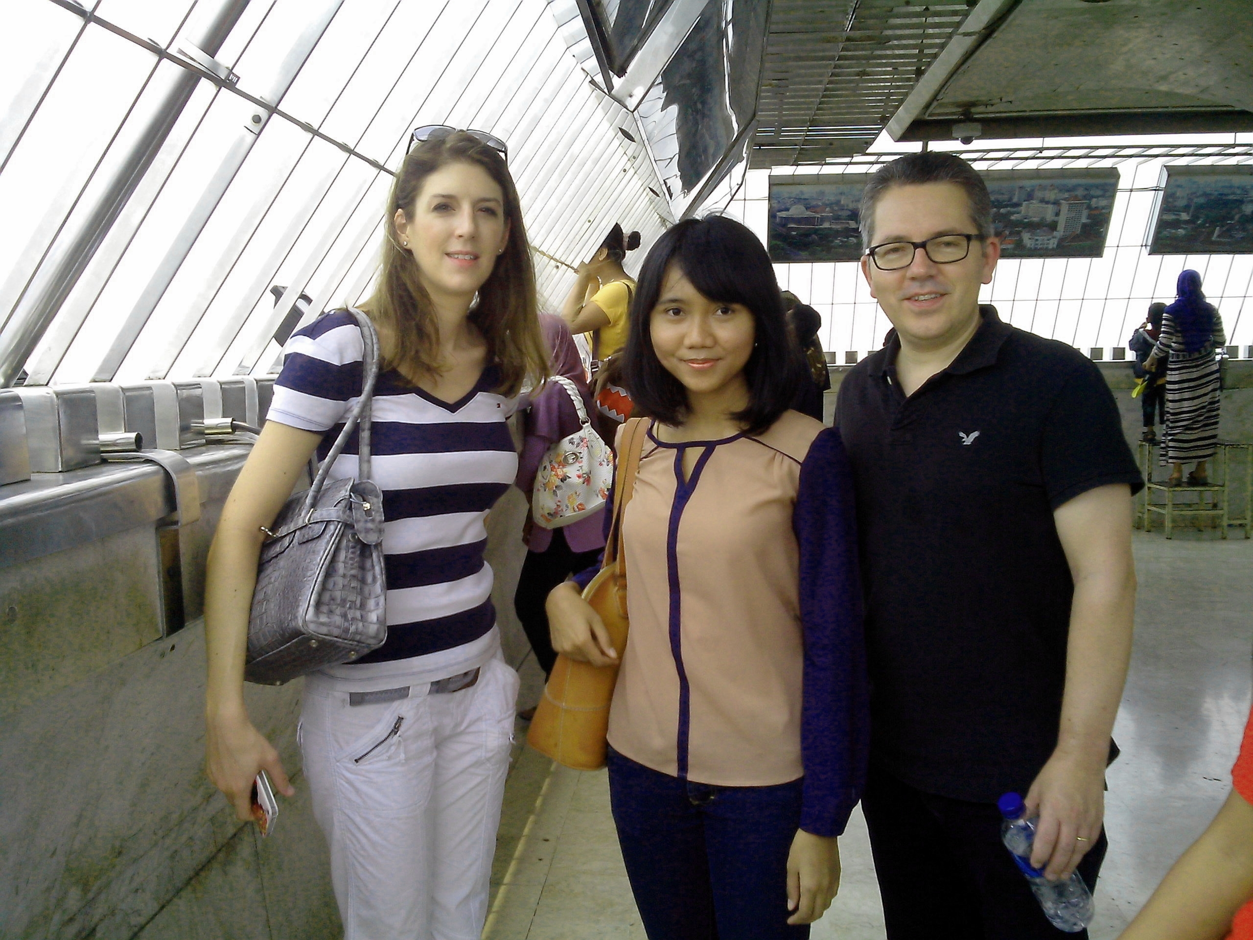 Tour photo of Translator / Interpreter in Jakarta