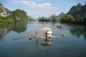 Tour photo of Offer tour 4 days 3 Nights Guilin Rice Terraces Yangshuo Huangyao Tour