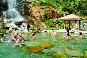 Tour photo of 4 Days 3 Nights Rice Terraces Hot Spring Bath Tour