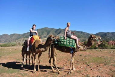Tour photo of ATLAS MOUNTAINS CAMEL TREK