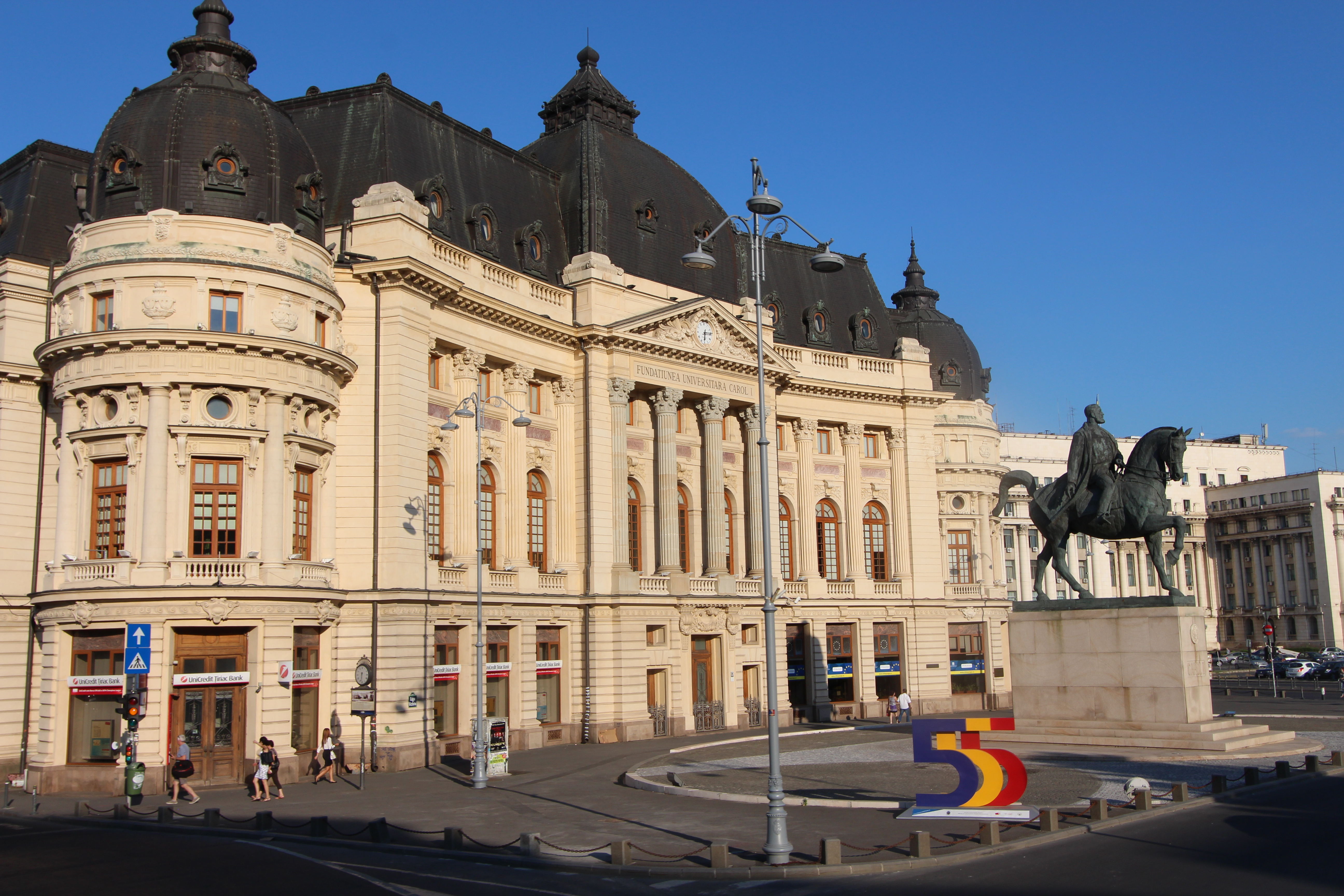 Tour photo of Bucharest 101 - an interactive walking tour