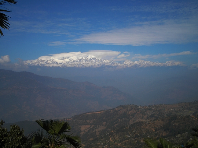 Tour photo of Nagarkot overnight tour with Bhaktapur.