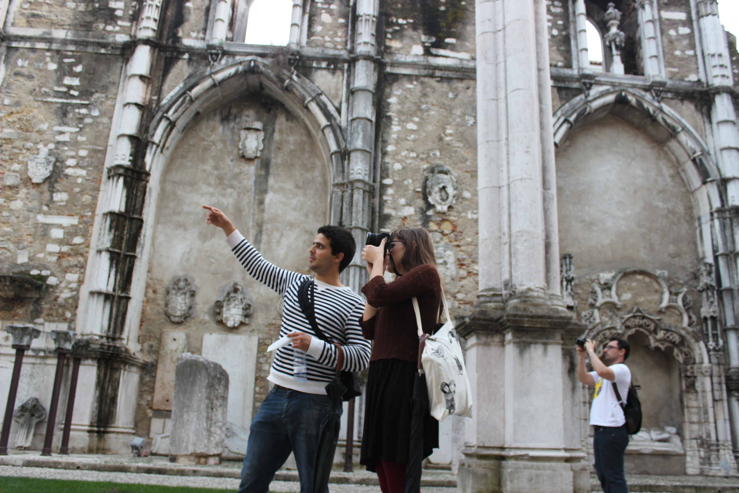 Tour photo of Discover Lisbon with a Guide and a Photographer