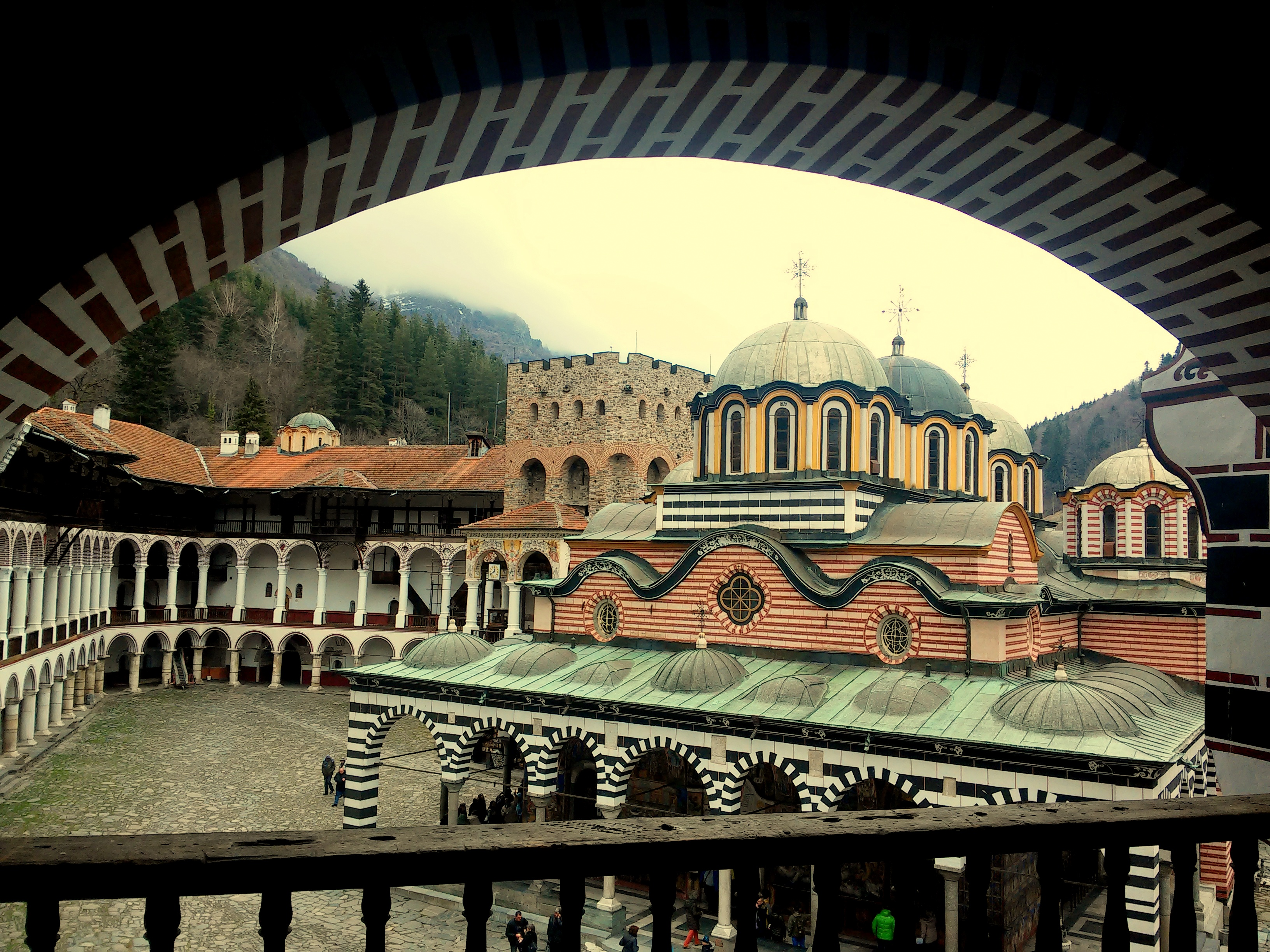 Tour photo of Rila Monastery