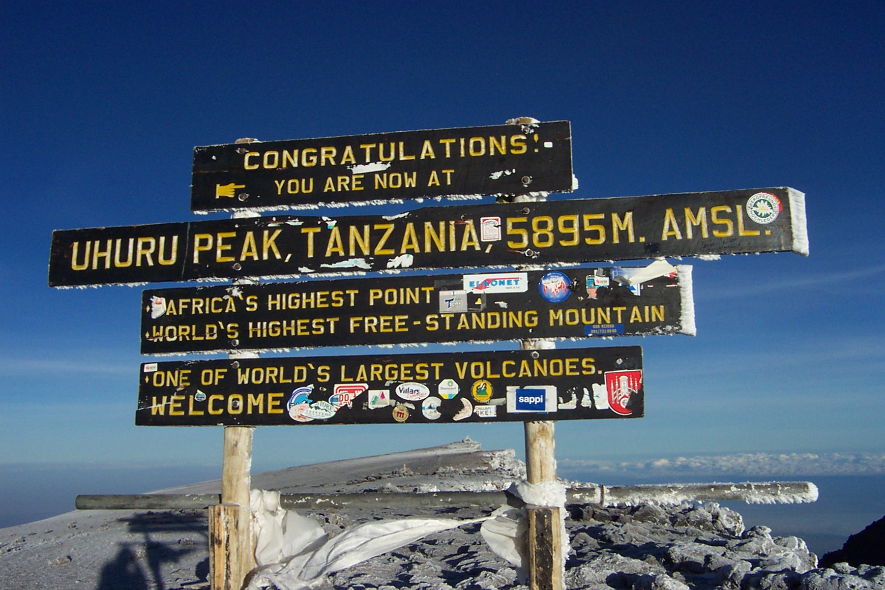 Tour photo of Mount Kilimanjaro Marangu Route